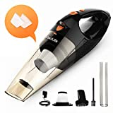VacLife Handheld Vacuum, Hand Vacuum Cordless Rechargeable, Small and Portable with High Power and...