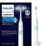 Philips Sonicare ProtectiveClean 4100 Rechargeable Electric Toothbrush Packaging May Vary, White, 1...