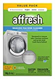 Affresh W10501250 Washing Machine Cleaner, 6 Tablets: Cleans Front Load and Top Load Washers,...