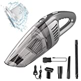 Benefast Portable Cordless Handheld Vacuum Cleaner, Strong Suction 8000PA, High Power 120W, Wet &...