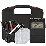 Roscoe Medical TENS Unit and EMS Muscle Stimulator - OTC TENS Machine for Back Pain Relief, Lower...
