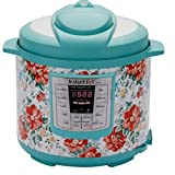 nstant Pot Pioneer Woman LUX60 Vintage Floral 6 Qt 6-in-1 Multi-Use Programmable Pressure Cooker,...