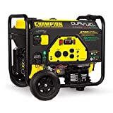 Champion Power Equipment 76533 4750/3800-Watt Dual Fuel RV Ready Portable Generator with Electric...