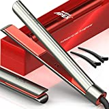 Bekind Apex 2-in-1 Hair Straightener Flat Iron, Straightener and Curler for All Hairstyles, 15s Fast...
