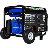DuroMax XP12000EH Generator-12000 Watt Gas or Propane Powered Home Back Up & RV Ready, 50 State...