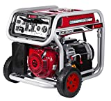 A-iPower SUA12000E 12000 Watt Portable Generator Heavy Duty Gas Powered with Electric Start for...