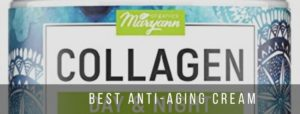 Collagen anti-aging cream