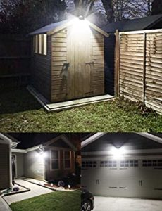 Solar lights for outdoor and indoor