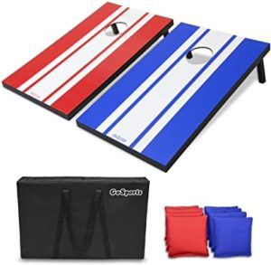GoSports cornhole boards with Bean Bag for travelling