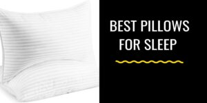 top rated pillow for all sleepers