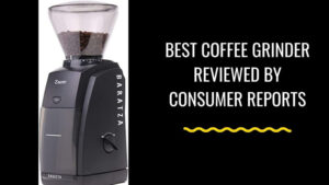 Top ten coffee grinders with consumer reports