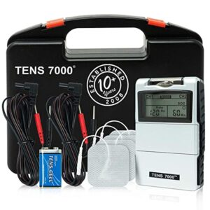 TENS 7000 digital chronic pain reliever